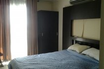 Apartemen bouleverd tanah abang 1Br furnished view TIMUR